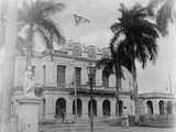 Theatre, Cienfuegos, Cuba Photo