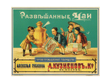 Kuznetsov Tea Prints