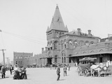 New York Central Railroad Station, Rochester, N.Y. Photo