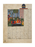 Bahram Gur and the Farmer's Family Prints