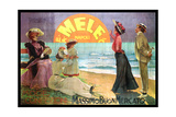 It's a Mele Sunrise Prints by Aleardo Villa