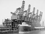 Hoover and Mason Clam Shell Hoists, Cleveland, Ohio Photo