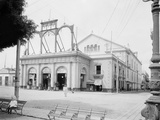 Teatro Detacon, Havana Photo by William Henry Jackson