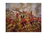 Battle of Bunker Hill Prints by Percy Moran