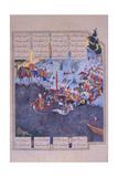 Shahnama of Shah Tahmasp Posters