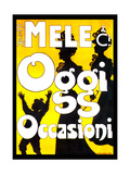 Mele for Today's Occasions Posters by Franz Laskoff