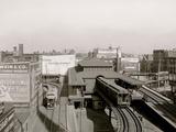 Dudley Street Station, Bostonl Ry., Boston, Mass. Photo