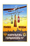 Beer and Waters - Bottled Drinks from Karneyev-Gorshanov and Co. Prints
