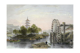 Melon Islands Prints by Thomas Allom