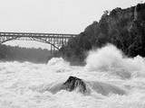 Niagara Falls from International Bridge Photo