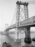 Williamsburg Bridge, New York, N.Y. Photo