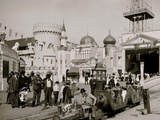 The Miniature Railway, Coney Island, N.Y. Photo