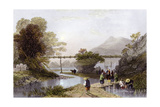Hong Kong Aqueduct Prints by Thomas Allom