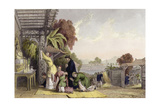 Sacrifice Harvest Moon Prints by Thomas Allom