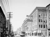 Bleecker Street, Utica, N.Y. Photo