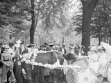 Bi-Centenary Celebration, Floral Parade, Carriage of Mrs. F.F. Ingram, Detroit, Mich. Photo