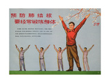 Exercise to Prevent TB Posters