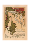 20th Exhibition of the Salon De Cent Art by Alphonse Mucha