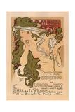 20th Exhibition of the Salon De Cent Art by Alphonse Mucha