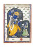 Balarama with Consort Prints