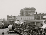 The Boardwalk Parade, Atlantic City, N.J. Photo