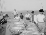 Days Fishing, Palm Beach, Fla. Posters