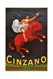 Vermouth Cinzano Print by Leonetto Cappiello