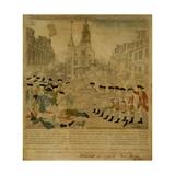 Boston Massacre Prints