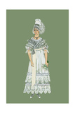 Married Woman from Normandy Prints by Elizabeth Whitney Moffat