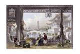 Pavilion Gardens Mandarin Posters by Thomas Allom
