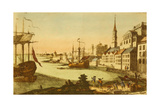 The Port of Boston Prints