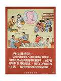 Communal Living Can Add to the Spread of TB Posters