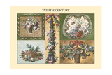 Ornament-XVIIIth Century Posters by  Racinet