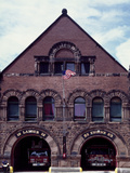 Historic Fire Station Photo by Carol Highsmith