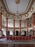 Ballroom in the Camara De Representantes Photo by Carol Highsmith
