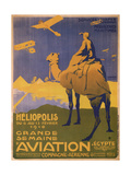 Grande Semaine D'Aviation Print by  Harald