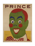 Prince (1912-1913) Posters by Adrien Barrere