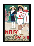 Mele Clothes for Children Kunst von Leopoldo Metlicovitz