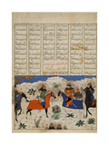 Meeting of Two Muslim Generals Prints
