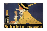 Sohnlein Rheingold Posters by Fritz Rumpf