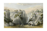 Proof Sword Rock Prints by Thomas Allom