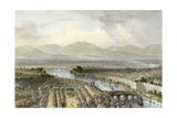Nanking from Porcelain Tower Prints by Thomas Allom