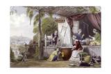 Silk Destroying Chrysalids Prints by Thomas Allom
