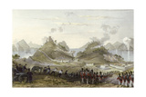 Chuenpee Attack Print by Thomas Allom