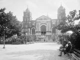 The Cathedral, Santiago De Cuba Prints
