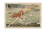 Cabourg, 5 Hours from Paris Posters by Henri Privat-Livemont