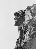 Old Man of the Mountain, Franconia Notch, White Mountains Photo