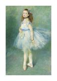 The Dancer, 1874 Premium Giclee Print by Pierre Auguste Renoir