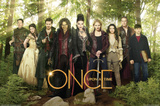 Once Upon A Time- Cast in the Forrest Plakát