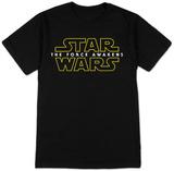 Star Wars VII- Logo (Slim Fit) Vêtements